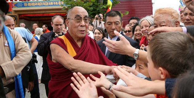 Бюро партии «ЯБЛОКО» выступило в поддержку законного требования буддистов России на пастырский визит Далай-ламы