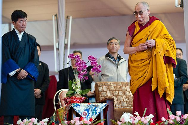 Далай-лама: Китайцы все лучше понимают суть тибетского вопроса