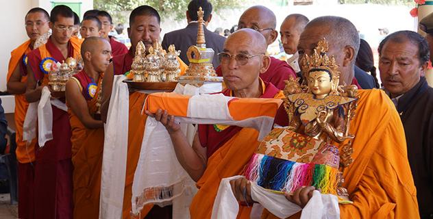 Завершились учения Его Святейшества Далай-ламы в Лехе, Ладак