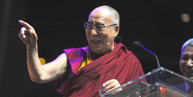 В Луисвилле Далай-лама посетил институт Дрепунг Гоманг и прочел публичную лекцию о сострадании