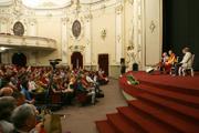 Рига дах айлчлалын хоёр дах өдөр. Латви, Рига. 2013.09.10
