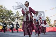Гувахати дах айлчлалын хоёр дах өдөр. Энэтхэг, Ассам, Гувахати. 2014.02.02.
