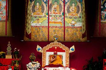 Далай-лама принял участие в праздновании тибетского нового года в Миннеаполисе