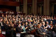 Во время встречи Его Святейшества Далай-ламы с сотрудниками Конгресса США. Вашингтон, округ Колумбия, США. 6 марта 2014 г. Фото: Сонам Зоксанг