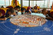 Дүйнхорын вангийн удиртгал номын айлдвар. Энэтхэг, Жамму Кашмир, Ладак. 2014.07.07.