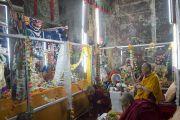 Ладак луу эргэн морилов. Энэтхэг, Жамму Кашмер, Ладак. 2014.06.29.