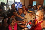 Мумбай хот дахь айлчлалын хоёр дахь өдөр. Энэтхэг, Мумбай. 2014.09.18