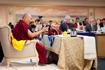 В Токио прошли встречи, посвященные тибето-японскому культурному обмену