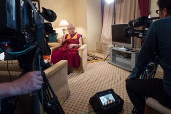 Далай-лама приехал в Осаку
