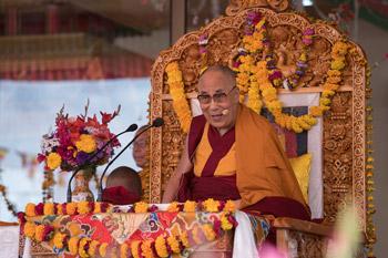 В Ладаке завершились учения Далай-ламы по поэме Шантидевы «Путь бодхисаттвы»