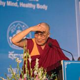 Дээрхийн Гэгээнтэн Амбедкарын их сургууль, Төвөдийн соёлын төв, Төвөдийн эм, зурхай судлалын институтын ойн арга хэмжээнд уригдан оролцлоо