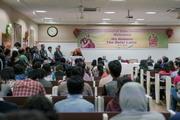 Үндэсний Хууль Эрх Зүйн сургуульд хийсэн айлчлал. Энэтхэг, Карнатака, Бангалор. 2016.12.15.