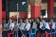 """""""Төвөд - Емори"""" шинжлэх ухааны хурал. (2 дах өдөр) Энэтхэг, Карнатака, Мундгод, Брайбун хийд. 2016.12.19."""