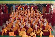 """""""Төвөд - Емори"""" шинжлэх ухааны хурал. (3 дахь өдөр) Энэтхэг, Карнатака, Мундгод, Брайбун хийд. 2016.12.20."""