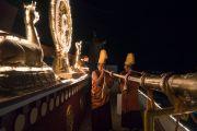 Брайбун хийд байгуулагдсаны 600 жилийн ойн баярыг тэмдэглэв. Энэтхэг, Карнатака, Мундгод, Брайбун хийд. 2016.12.21.
