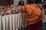 Оросын буддист нарт айлдсан номын айлдварын сүүлийн хоёр өдөр. Энэтхэг, Шинэ Дели. 2016.12.26-27.