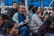 Дүйнхорын их авшигийн өмнөх удиртгал номын айлдвар. 3 дахь өдөр. Энэтхэг, Бихар, Бодьгаяа. 1017.01.07.