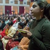 """Дээрхийн Гэгээнтэн Далай Лам """"Есүс ба Мари"""" сургуулийн багш ажилчидад яриа хийлээ"""