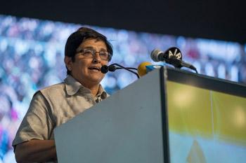 Далай-лама принял участие в торжественном открытии Национального женского парламента