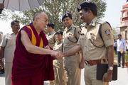 Цагдаагийн академийн бэлтгэл офицерүүдэд илтгэл тавьлаа. Энэтхэг, Телангана, Хайдерабад.