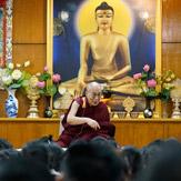 Дээрхийн Гэгээнтэн Далай Лам Төвөдийн эмэгтэйчүүдийн эрхийн төлөөх анхдугаар хурлын төлөөлөгч нартай уулзлаа