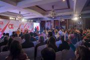 Шинэ Дели хот дахь уулзалтууд. Энэтхэг, Шинэ Дели. 2017.02.06.