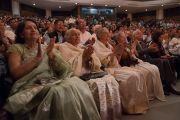 Ассам мужийн Гувахати хотод айлчилж олон нийттэй уулзав. Энэтхэг, Ассам, Гувахати. 2017.04.01.