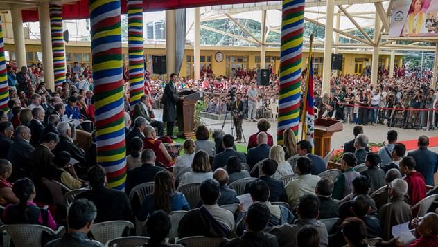 Америкийн конгрессийн гишүүдийг Тэгчэнчойлинд халуун дотноор хүлээн авлаа