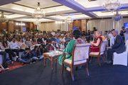Indian Express группын хамт олонд илтгэл тавьлаа.