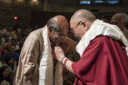 Олон улсын Энэтхэгийн Төвд шинэ номын нээлтэнд оролцлоо. 2017.05.25.
