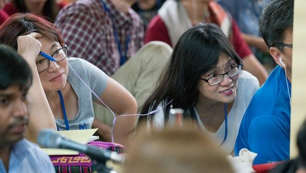 Зүүн Өмнөд Азийн орны сүсэгтнүүдэд зориулсан номын айлдвар эхэллээ
