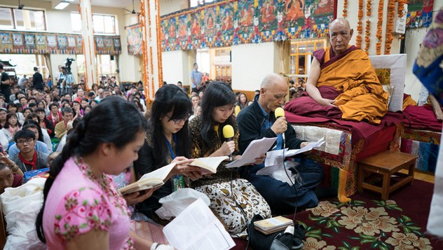 Буддапалита номын айлдварын сүүлийн өдөр