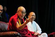 """""""Энх тайван ба Эв нэгдэл"""" сэдэвт олон улсын хуралд илтгэл тавив"""