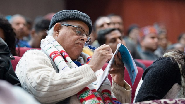 Далай-лама принял участие в конференции, посвященной вопросам мира во всем мире