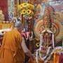 Дээрхийн Гэгээнтэн Далай Лам Мундгод дахь Төвөдийн сууринд хүрэлцэн ирлээ