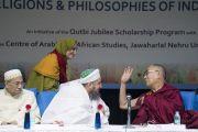 Жавхарлал Нерүгийн нэрэмжит их сургуульд илтгэл тавьлаа