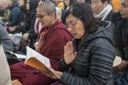 Наланда Шикша төвийн хүсэлтээр явагдсан номын айлдварын сүүлийн өдөр