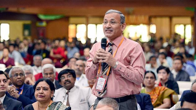 В Сарнатхе прошел второй день конференции Ассоциации индийских университетов