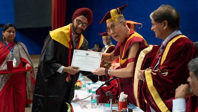 Лал Бахадур Шастри институтын 23 дахь удаагийн хуралд оролцов