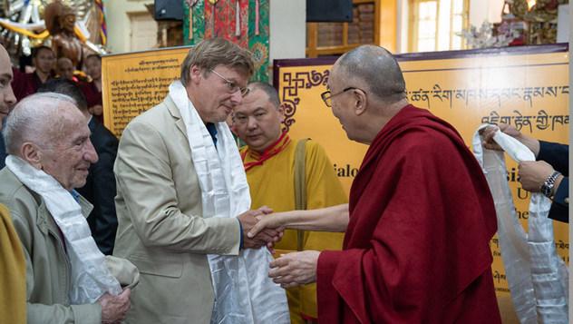 В Дхарамсале состоялся второй день диалога между российскими и буддийскими учеными