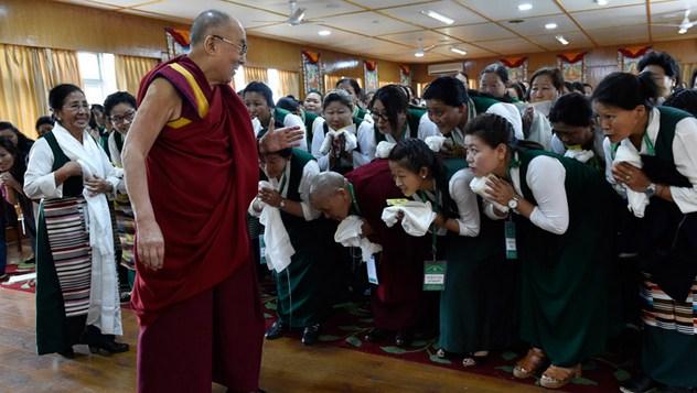 Төвөдийн эмэгтэйчүүдийн холбооны төлөөлөгч нарыг хүлээн авч уулзлаа