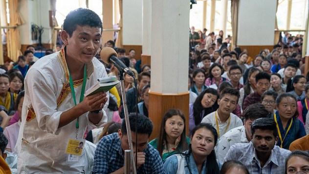 Төвөдийн сурагч хүүхдүүдэд зориулсан уламжлалт номын айлдвар эхэллээ