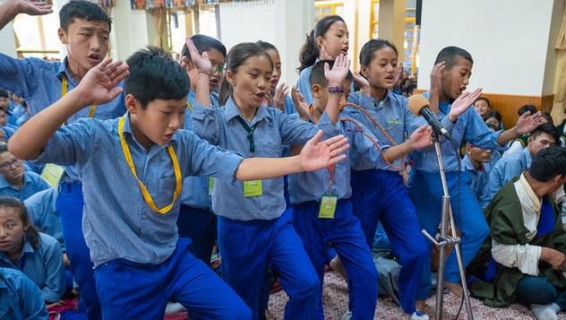 Төвөдийн хүүхэд залуучуудад зориулсан номын айлдвар – 2 дахь өдөр.