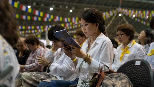 Рига дахь номын айлдвар – 2 дахь өдөр