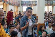 Төвөдийн хүүхэд залуучуудад зориулсан номын айлдвар эхэллээ